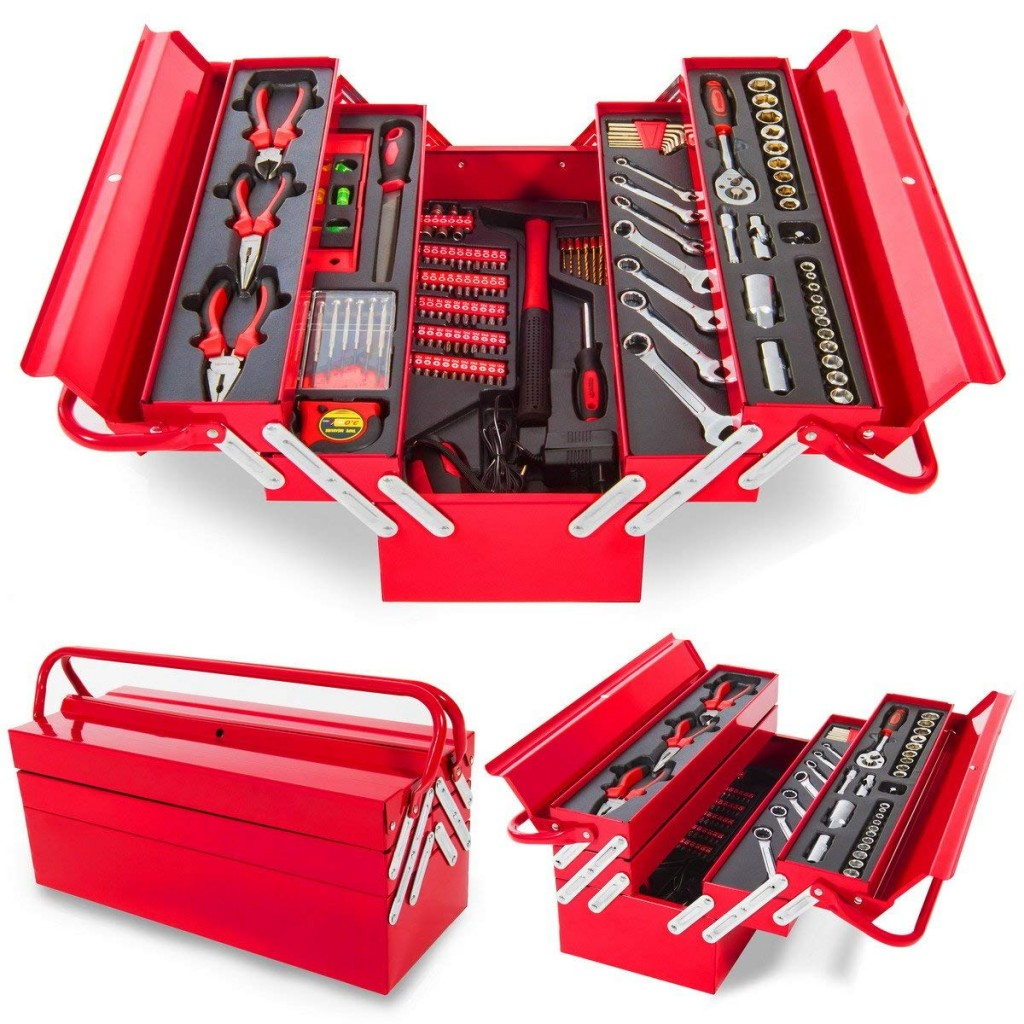 Set de herramientas Greencut TOOLS-118