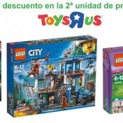 Toys R Us promoción Lego