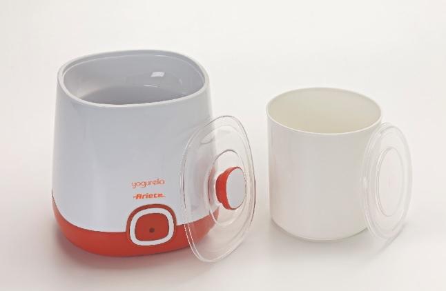 Yogurtera Ariete 621 recipiente de un litro