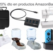 dto en selección de productos AmazonBasics