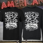 American Gods Coche Tormenta