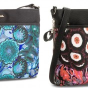 Bolso bandolera Desigual Bora Formigal disponible en dos colores
