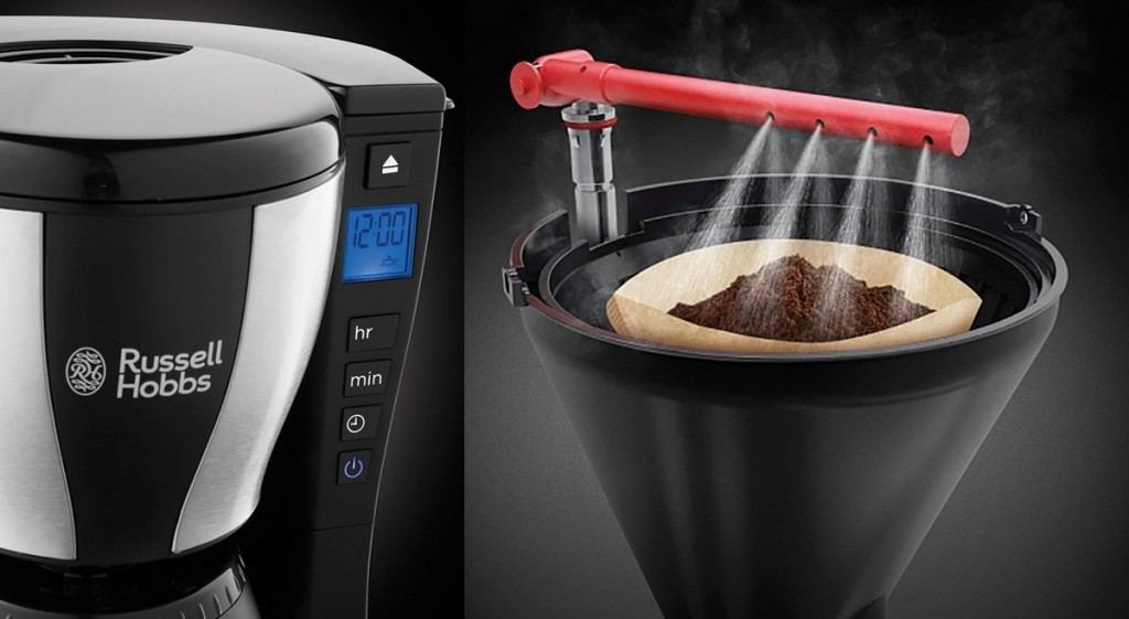 Cafetera Russell Hobbs 23750-56