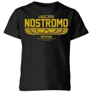 Camiseta Nostromo modelo para niño