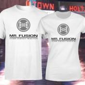 Camiseta Regreso al futuro Mr. Fusion