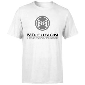 Camiseta Regreso al futuro Mr. Fusion modelo para hombre