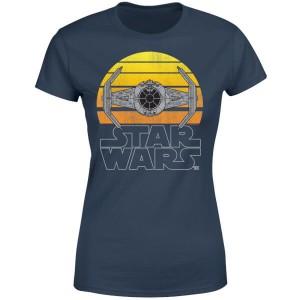 Camiseta oficial Star Wars TIE Amanecer modelo para mujer