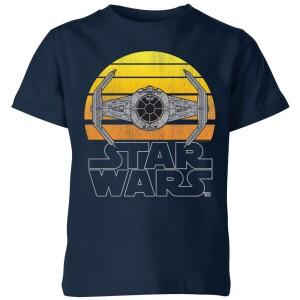 Camiseta oficial Star Wars TIE Amanecer modelo para niño