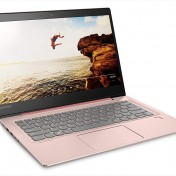 Ordenador portátil Lenovo Ideapad 520S-14IKB rosa