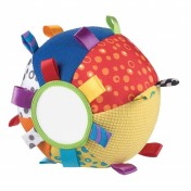 Pelota textil Loopy Loop Playgro