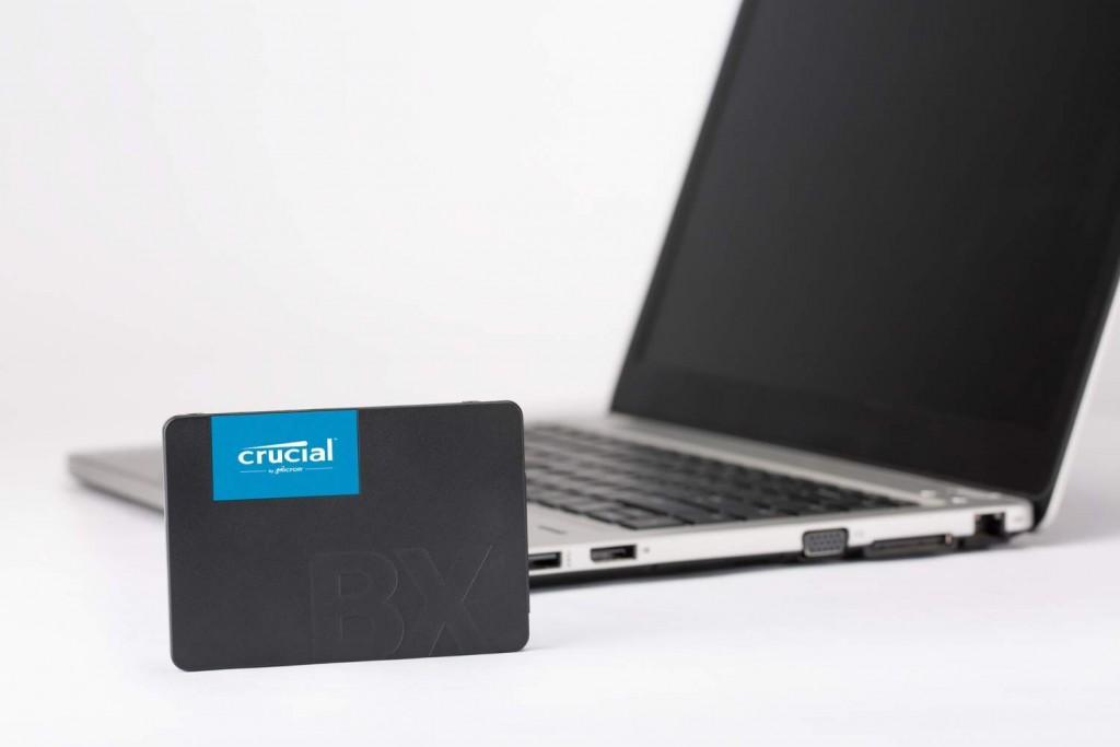 SSD Crucial BX500 varias capacidades