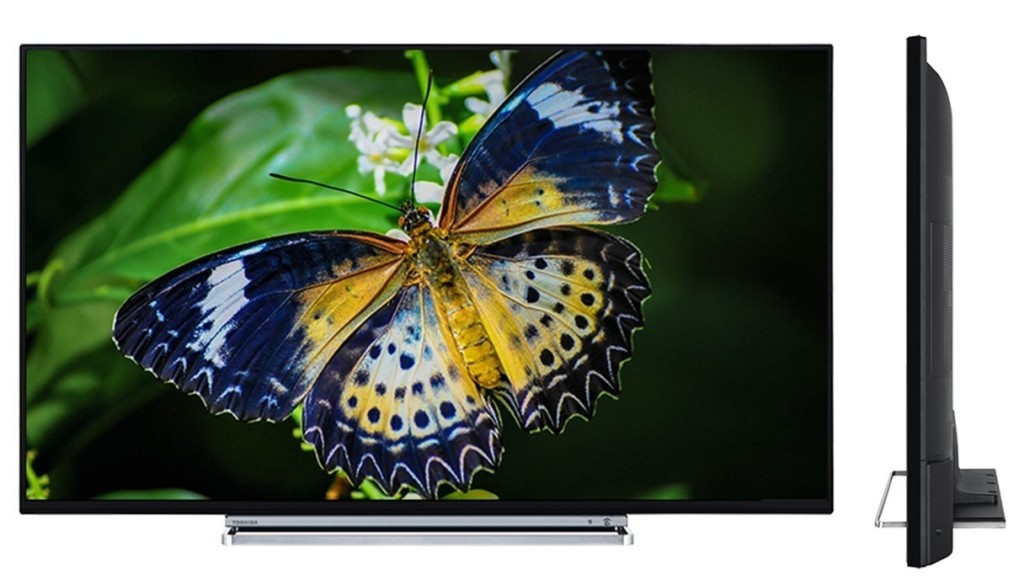 Smart TV de 49 pulgadas Toshiba 49V6763DG