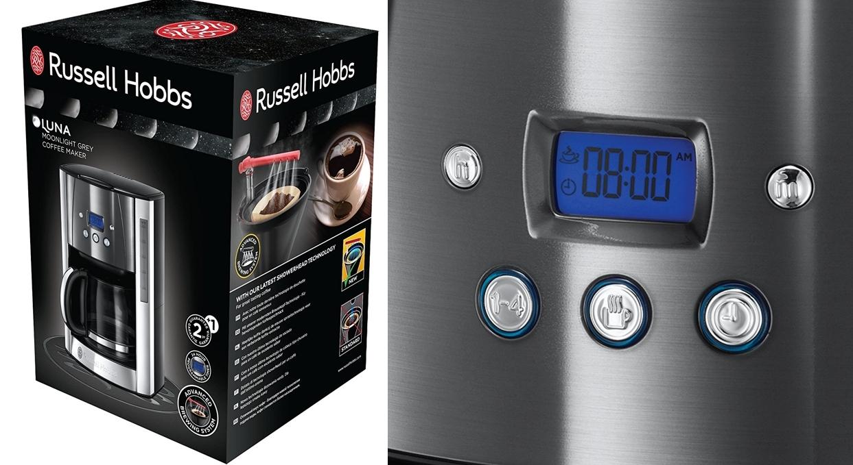 Cafetera Russell Hobbs 23241-56 Luna Moonlight