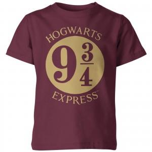 Camiseta Harry Potter modelo para niño