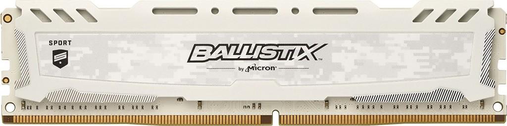 Memoria RAM de 4 GB Ballistix Sport LT BLS4G4D26BFSC