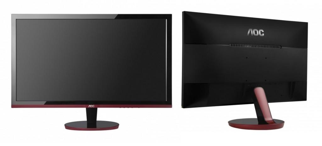 Monitor gaming 27 pulgadas AOC G2778VQ