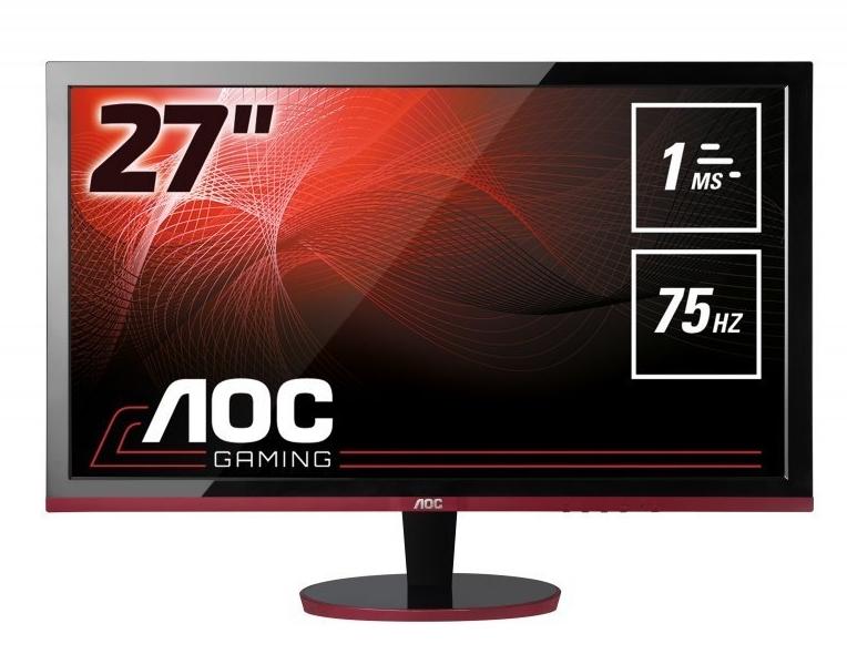 Monitor gaming AOC G2778VQ