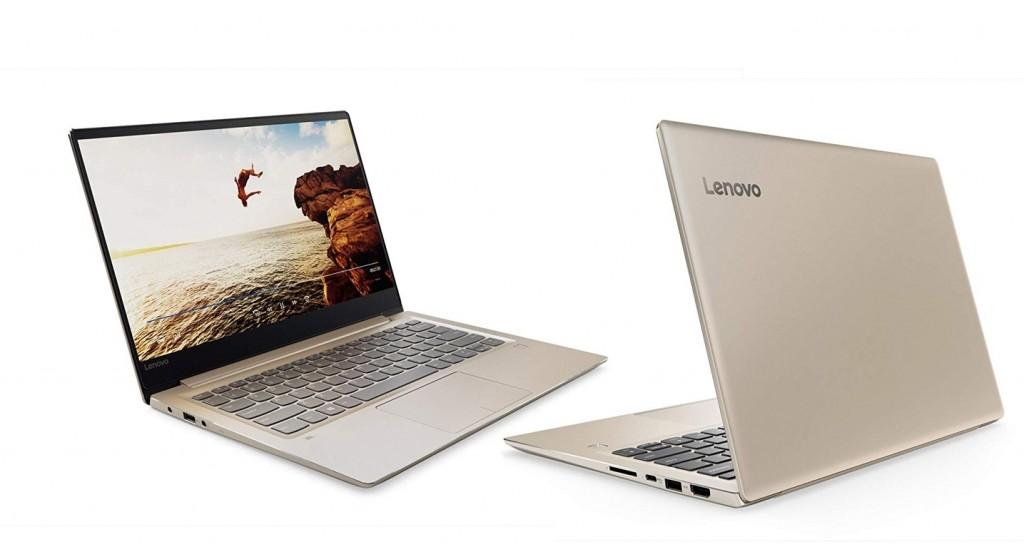 Ordenador portátil Lenovo Ideapad 720S-13IKB dorado