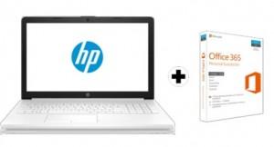 Pack Portátil HP Notebook 15-BW066NS