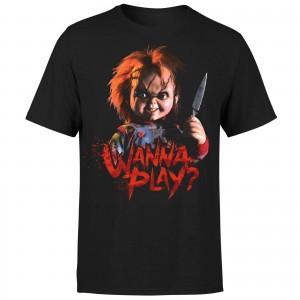 Camiseta de Chucky modelo para hombre