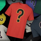 Camisetas frikis misteriosas