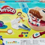 El dentista bromista de Play-Doh