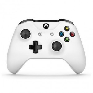 Microsoft Xbox One Gamepad Inalámbrico Blanco V2