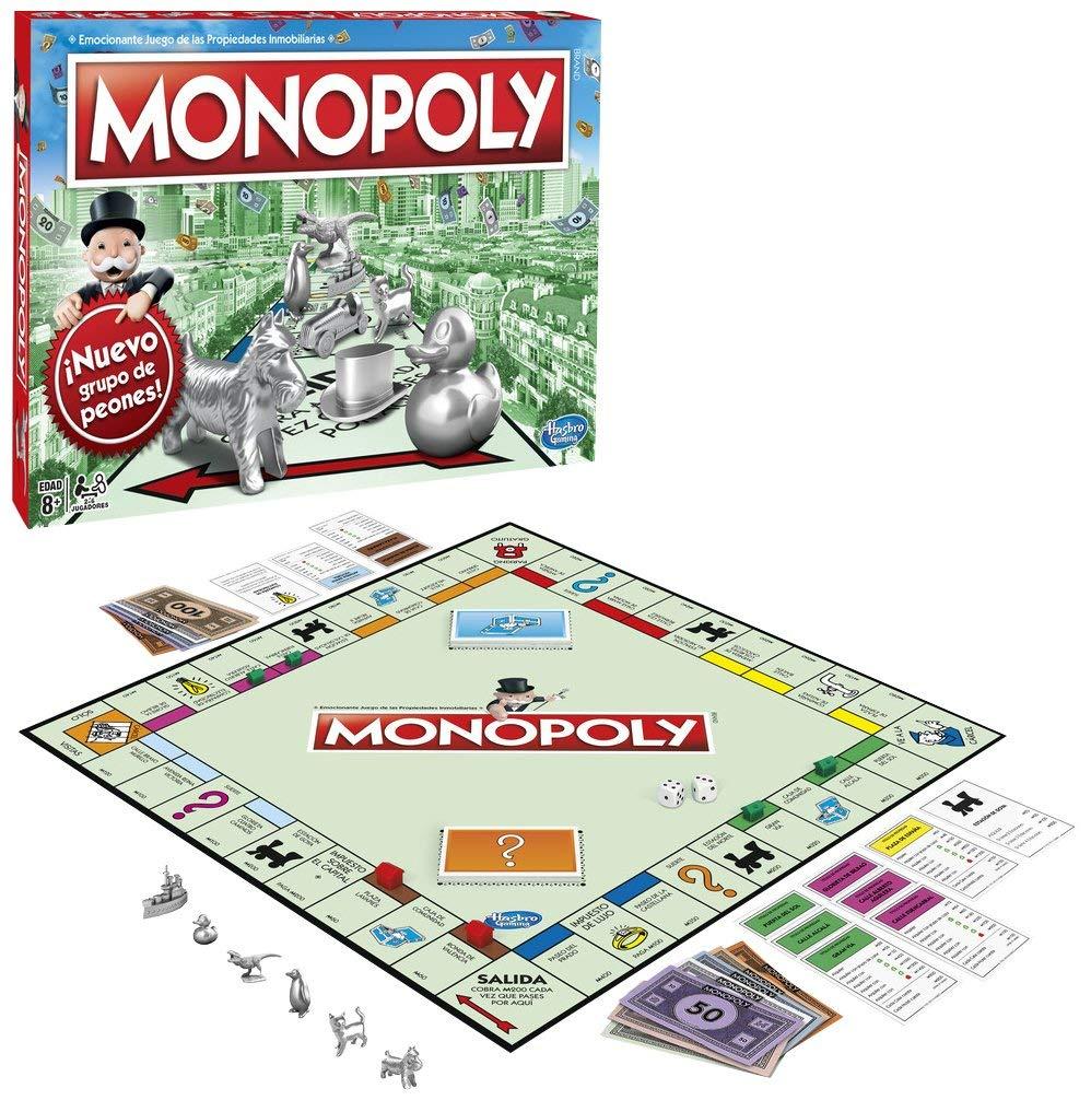 Monopoly Madrid de Hasbro