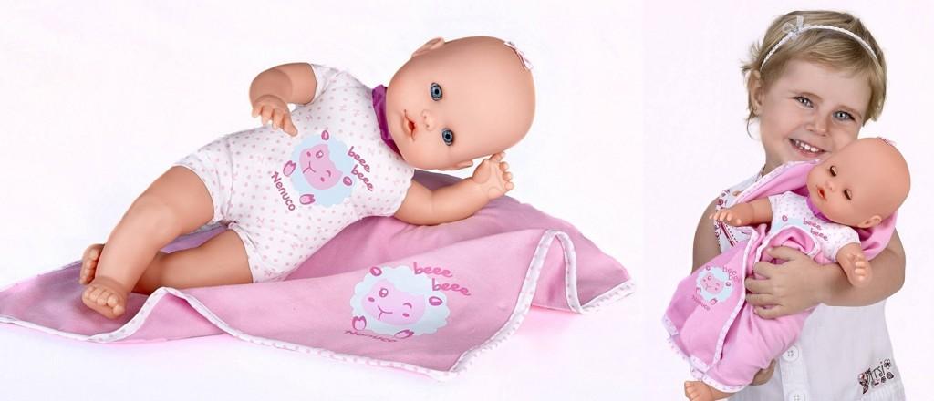 Nenuco recién nacido