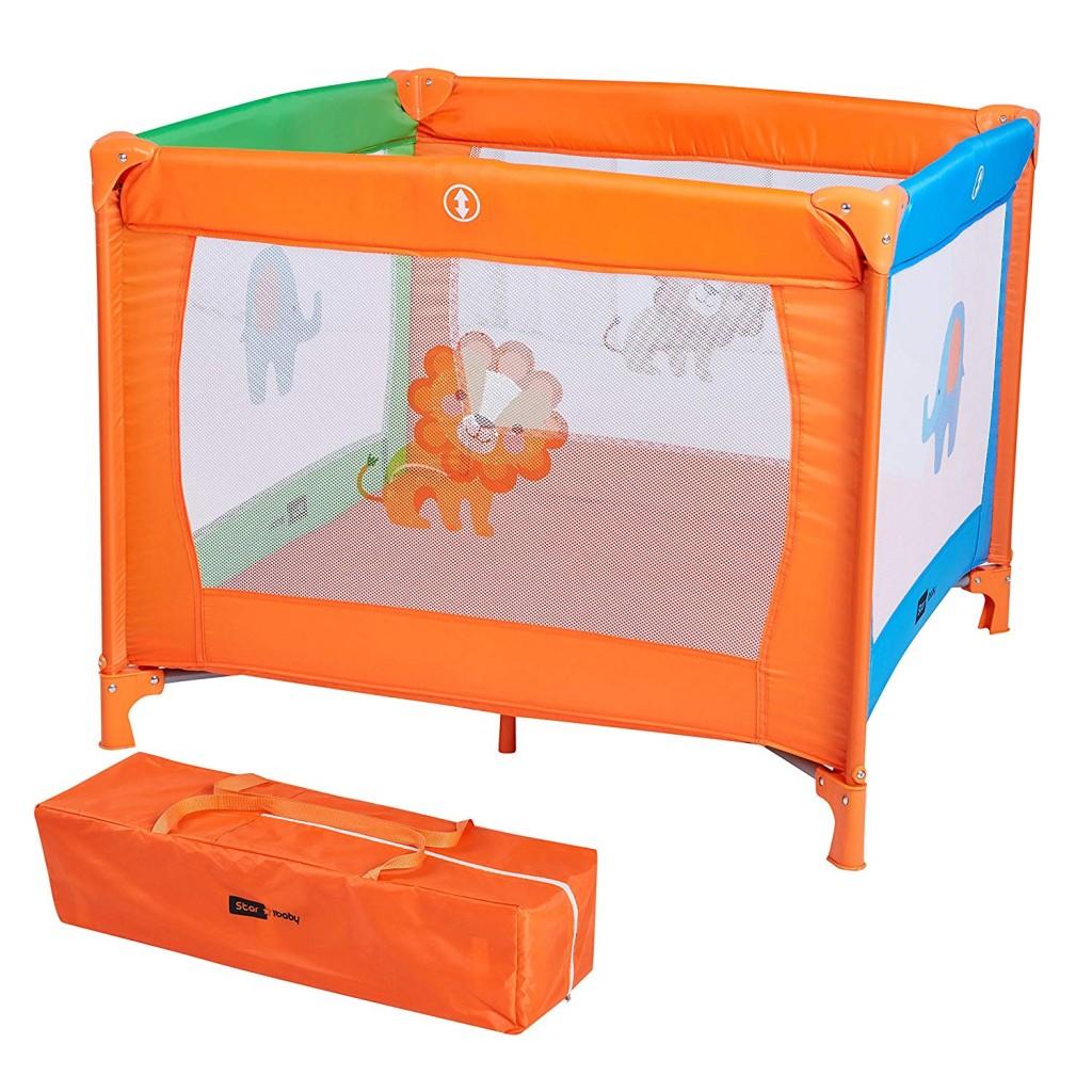 Parque para bebé plegable Star Ibaby Baby Ocean