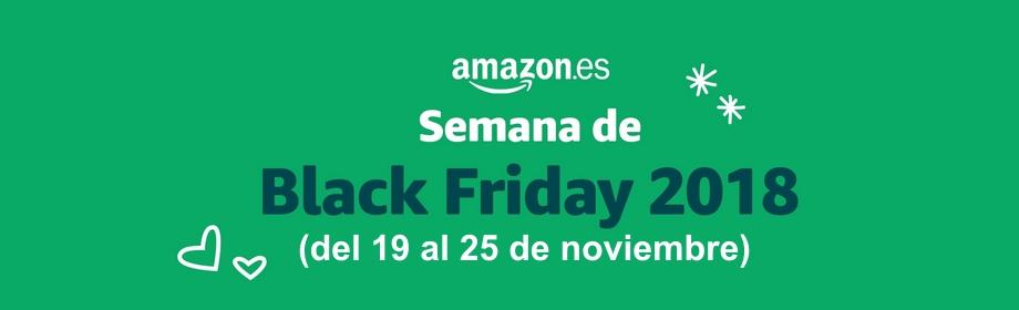 Semana del Black Friday Amazon