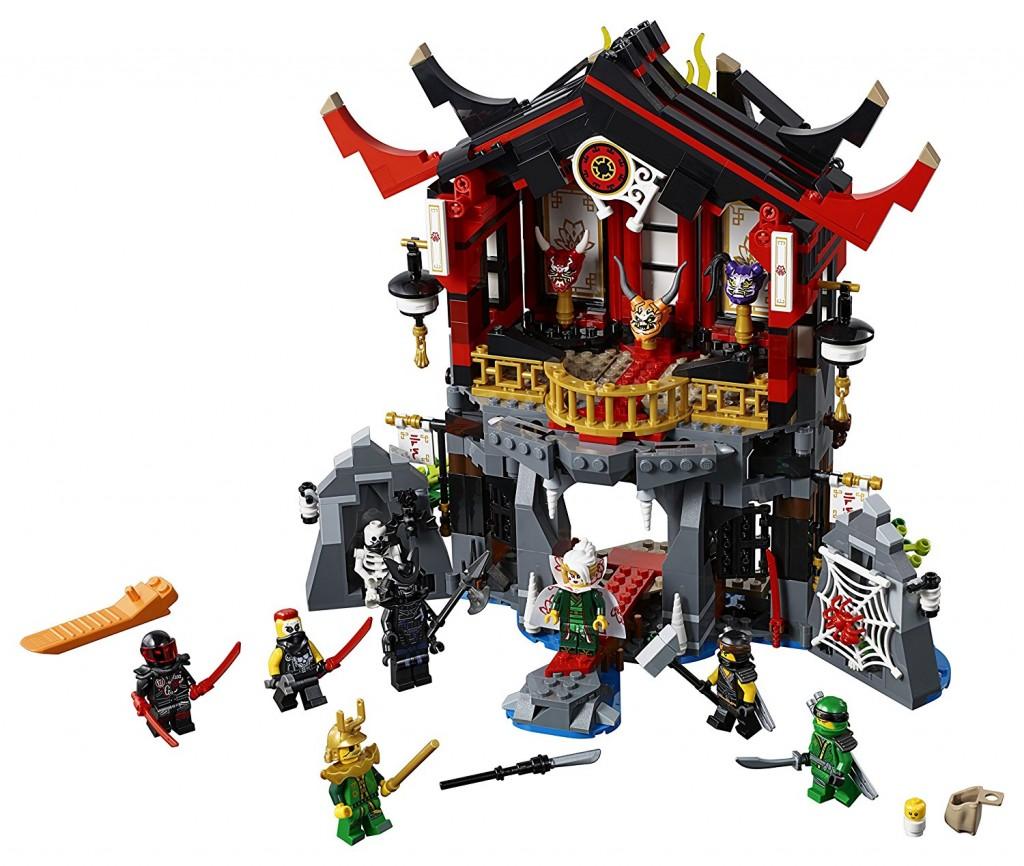 Templo de la resurrección LEGO Ninjago 70643