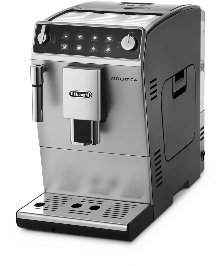 Cafetera superautomática DeLonghi ETAM29.510.SB