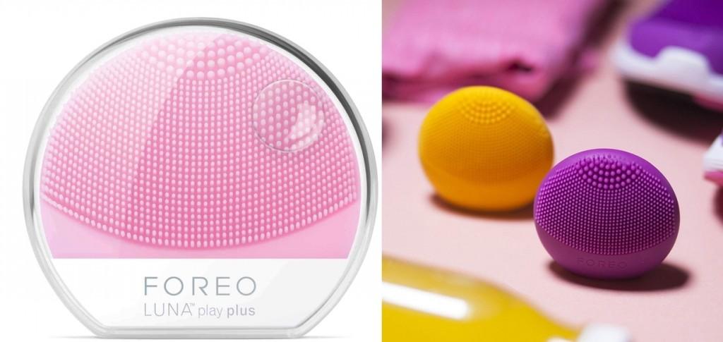 Cepillo facial Foreo Luna Play Plus