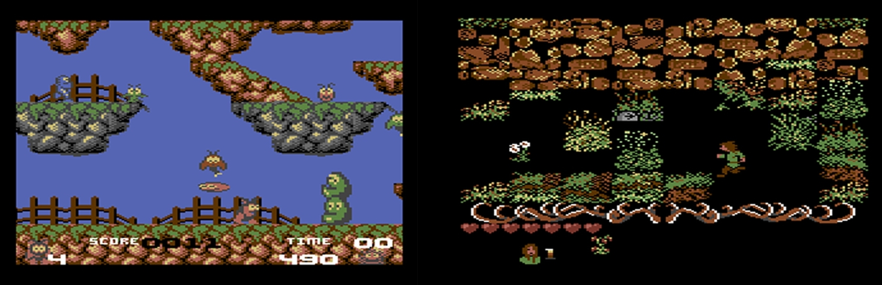 Consola The C64 Mini varios juegos