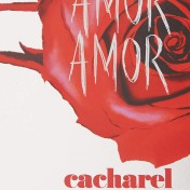 Eau de Toilette Amor Amor de Cacharel 100 ml