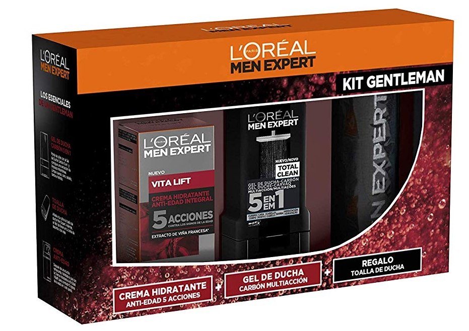 L'Oréal Men Expert Kit Gentleman