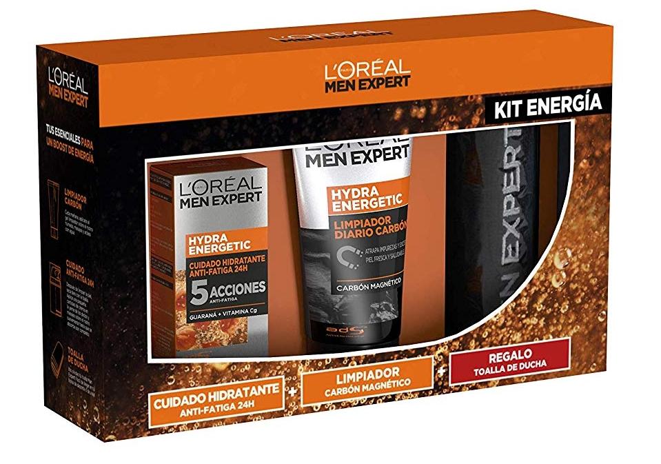 L'Oréal Men Expert pack Kit Energía