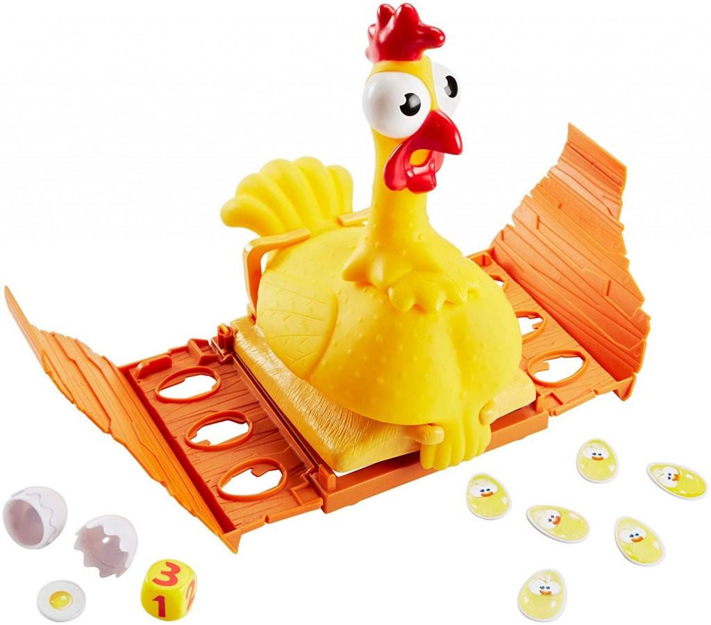 La gallina Josefina de Mattel contenido