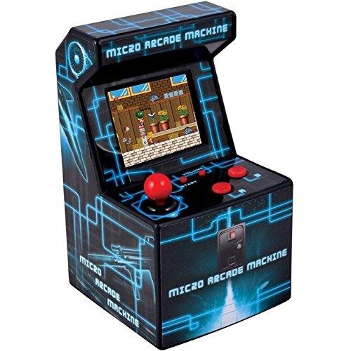 Mini Recreativa Arcade ITAL azul