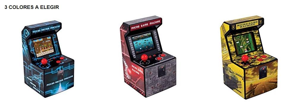 Mini Recreativa Arcade ITAL