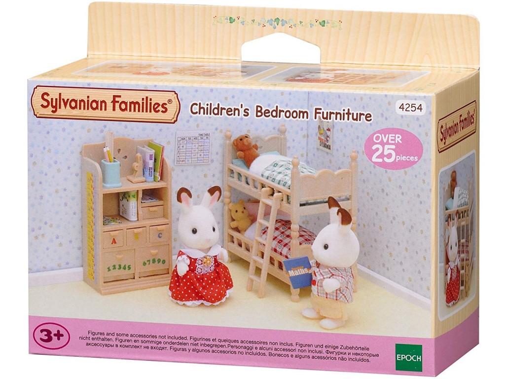 Muebles habitación de los niños Sylvanian Families 4254