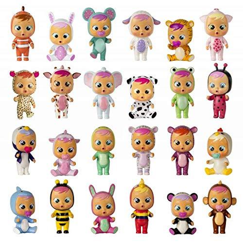 Pack 3 Mini Bebés llorones de ICM Toys envio aleatorio