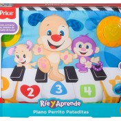 Piano perrito pataditas de Fisher-Price