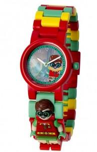 Reloj de pulsera infantil Lego Robin