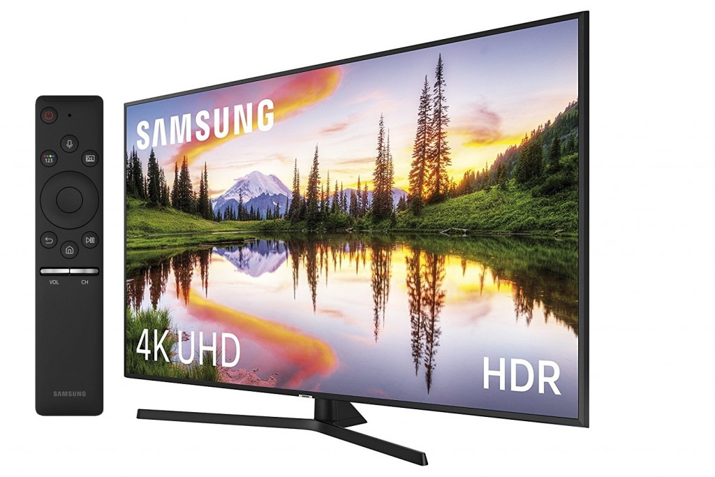 Televisores Samsung 50NU7405