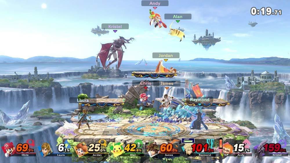 Super Smash Bros. Ultimate para Nintendo Switch