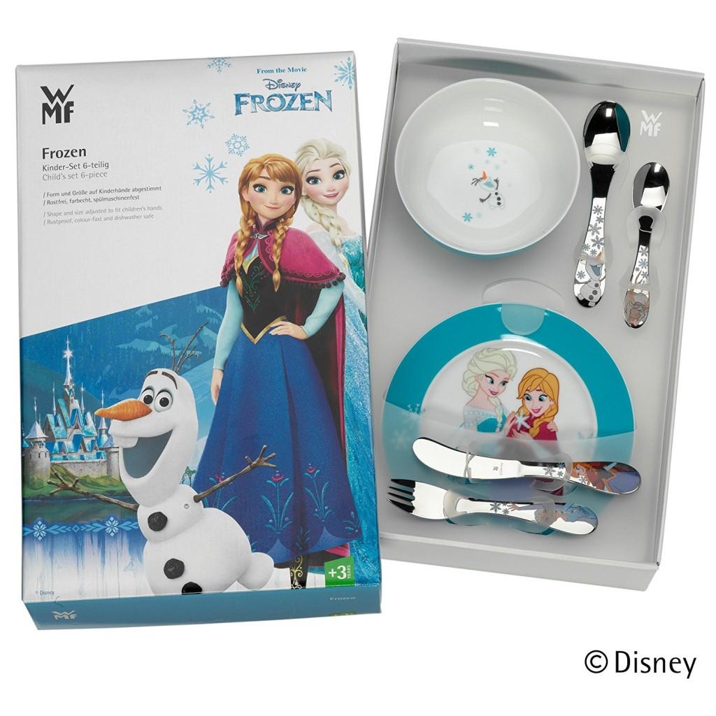 Vajilla infantil de 6 piezas Disney Frozen WMF
