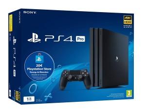 consola Playstation 4 Pro de 1TB chasis G