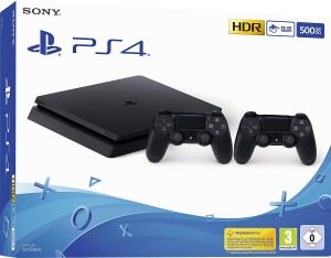 consola Playstation 4 de 500 Gb